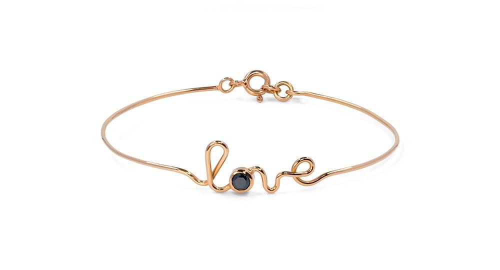 Bracelet Love or rose