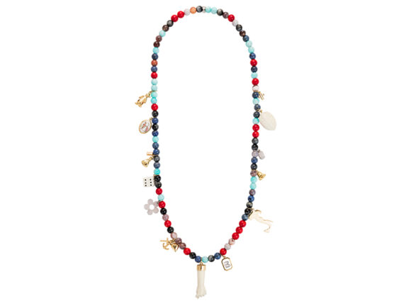 Carolina Bucci Recharmed lucky charms necklace