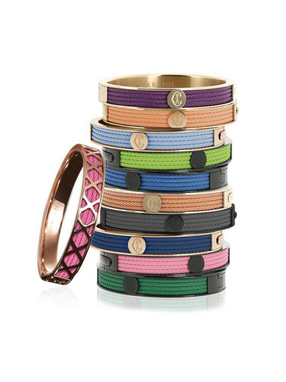 Charriol Forever colors bracelets Bracelets