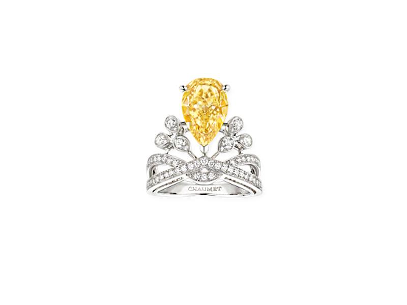 Chaumet Josephine Tiara ring