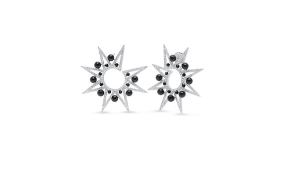 Colette Jewelry Alya Star Spike earrings