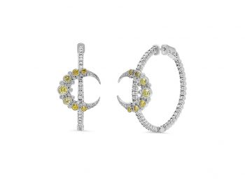 Hilo Moon Earrings
