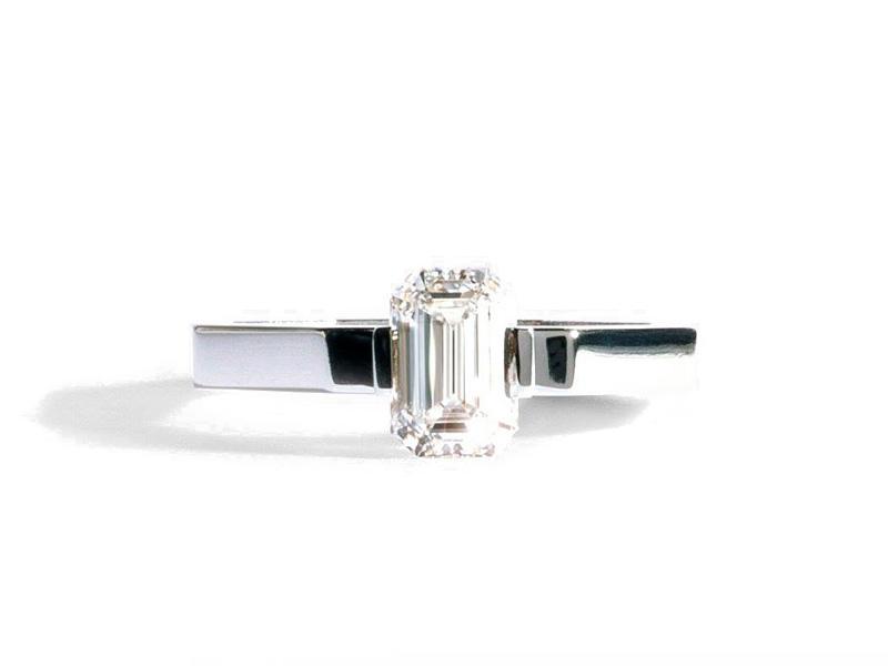 Jem's first diamond ring