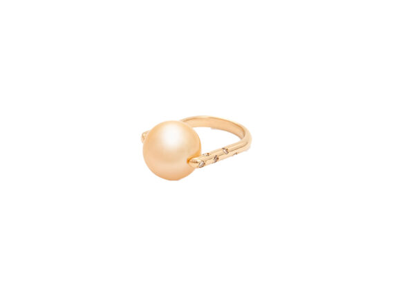 Julie Genet Planet ring from Constellation collection