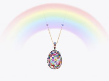 Summer must have: the rainbow jewelry