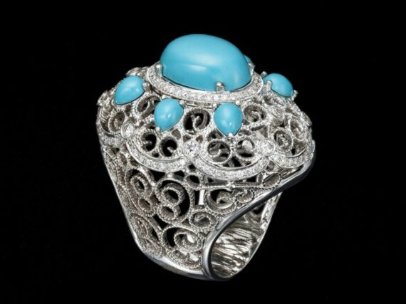 Yanush Ring from Fairy tale collection