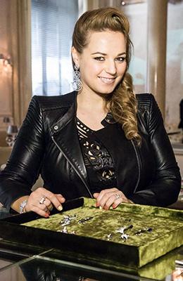 Caroline Gaspard Jewelry Designer