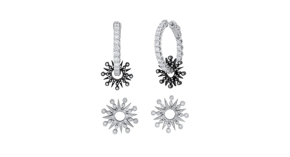 Estrella Hoops Earrings