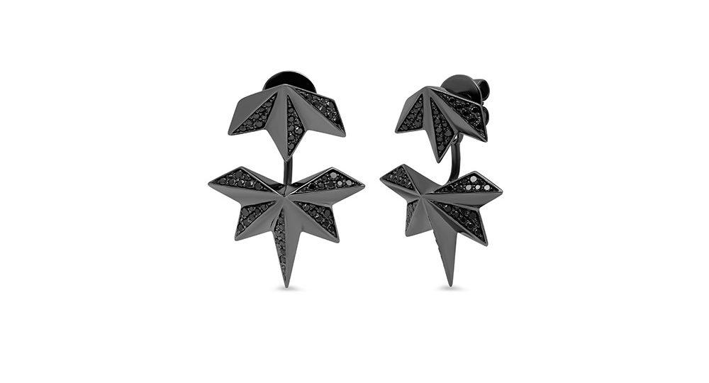 Boucles d'oreilles Nebula