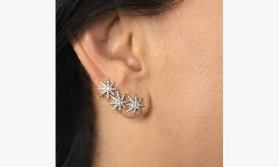 Colette Jewelry Orion Earring cuffs