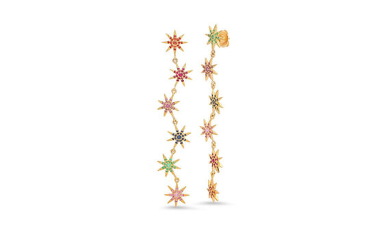Colette Jewelry Rainbow Starburst Duster