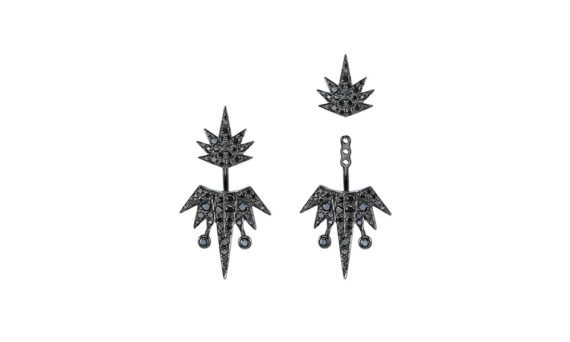 Boucles d'oreilles Shooting Star