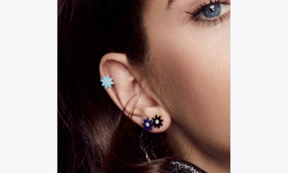 Colette Jewelry Star Studs