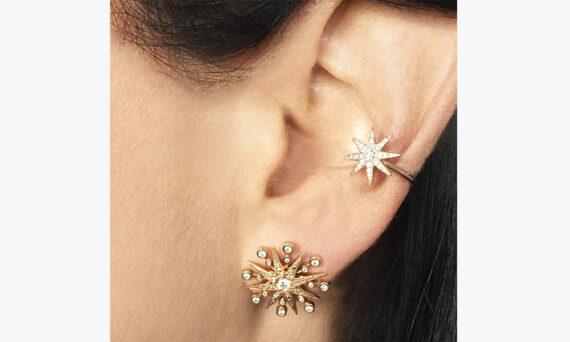 Colette Jewelry Twinkle Earcuff