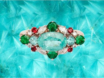 The reason behind the fascination for the Paraiba tourmaline