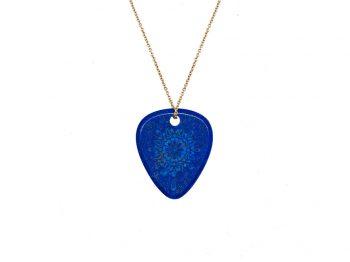 "Lapis Lazuli ""Gratitude"" Mandala"