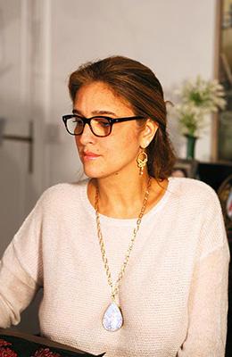 Alexandra Abramczyk jewelry designer