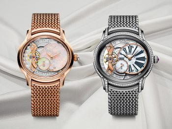 Audemars Piguet unveiled the Polish Mesh golden bracelets for the Millenary collection but what is the difference with Milanese mesh?