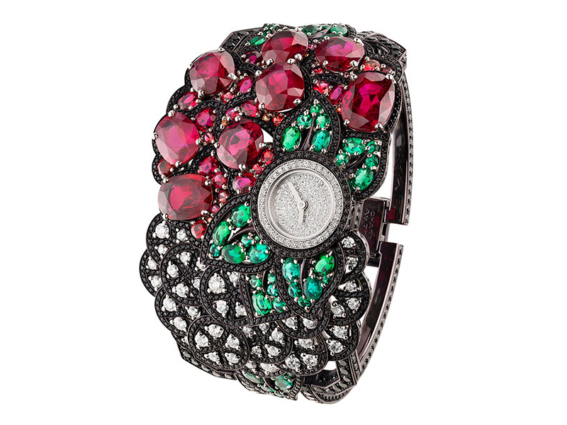 Chanel - Florale Watch from the Coromandel collection