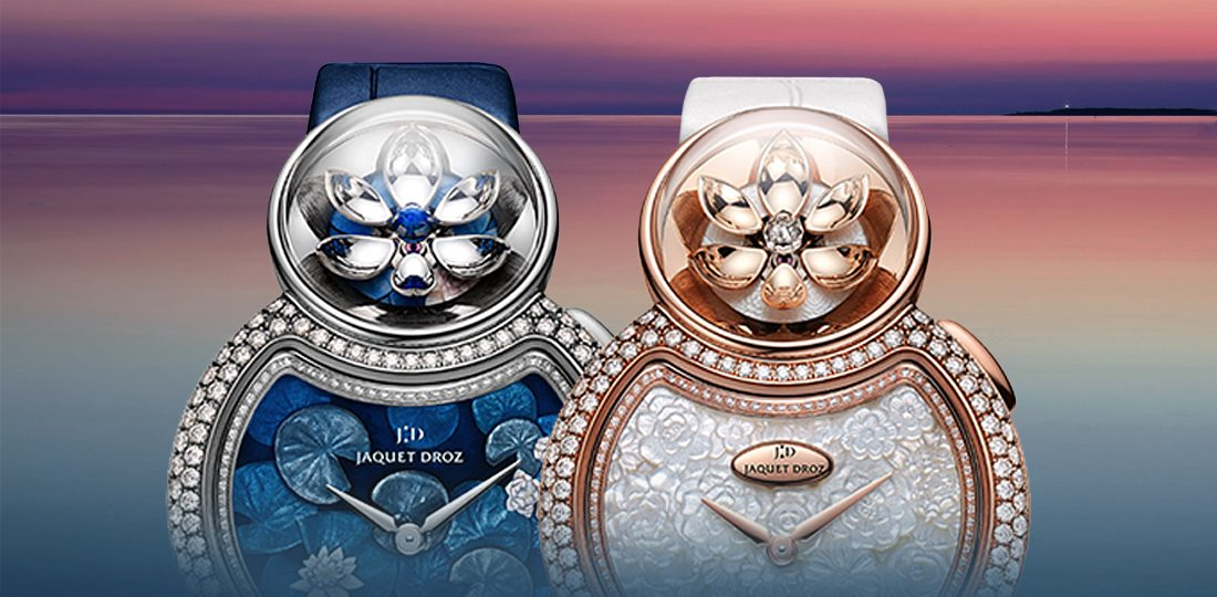 Jaquet Droz-Lady 8 Flower Watches