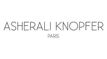 Logo Asherali Knopfer