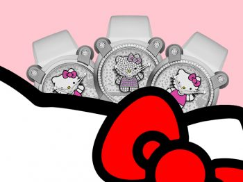 Most Watched : The ROMAIN JEROME Hello Kitty Watch