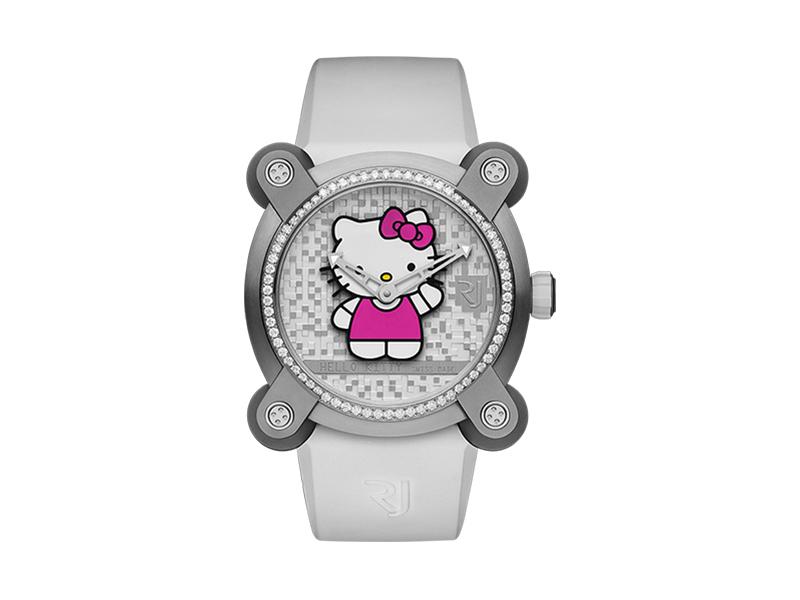 Hello kitty watch by rj theeyeofjewelry.com