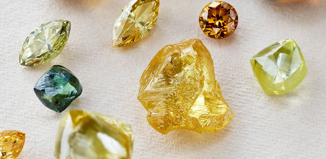 Who are De Beers competitors?