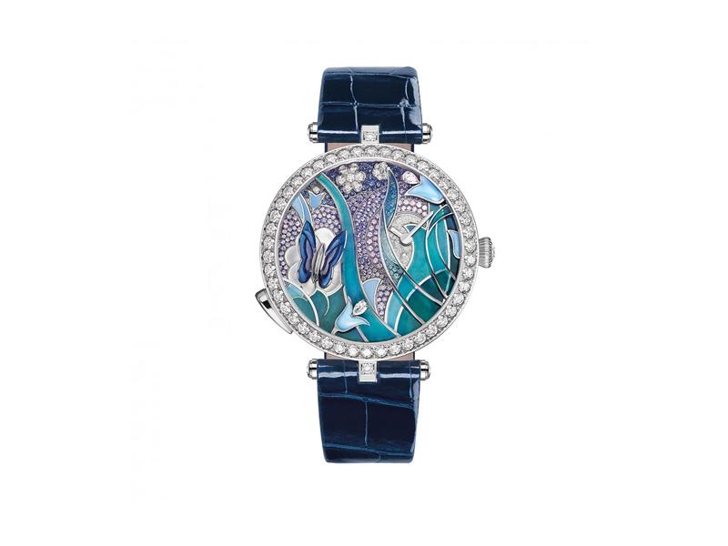 Van Cleef & Arpels - Lady Arpels Papillon Automate Watch