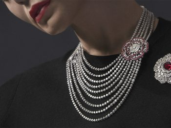 High jewelry: Chanel or the Camellia's metamorphosis