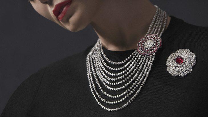 Haute Joaillerie : Chanel ou la métamorphose du Camélia