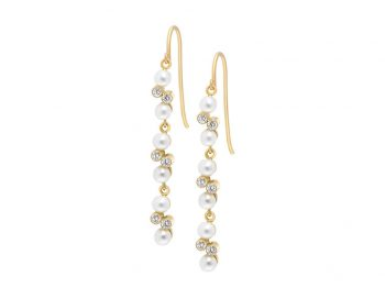 Eternal Kô diamond earrings