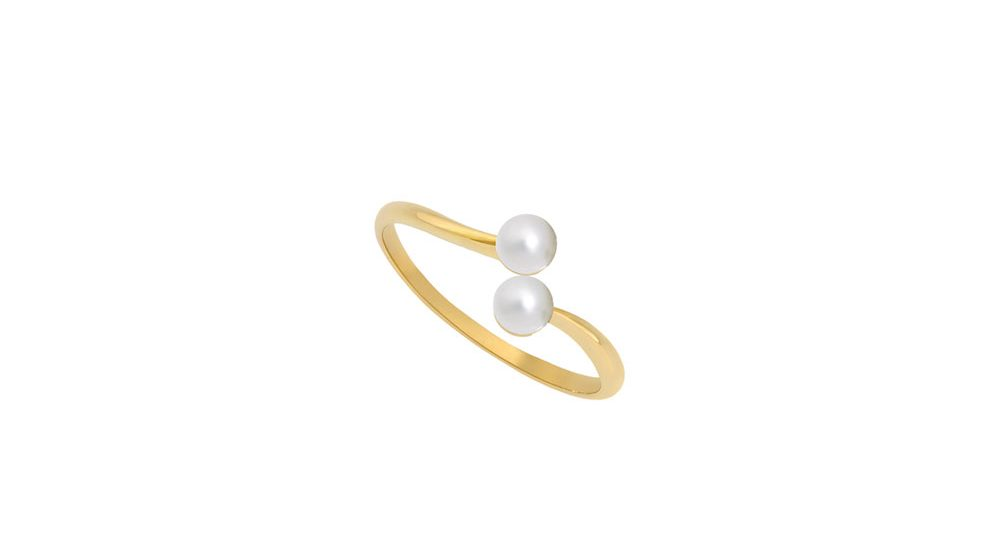 Eternal Kô pearl ring