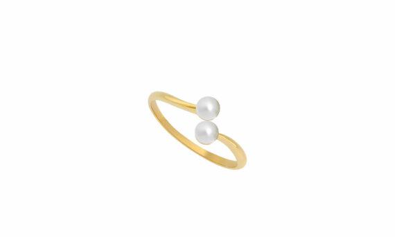Eternal Kô pearl ring