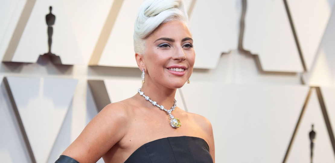 Lady Gaga wore the Tiffany Diamond at the Oscars 2019