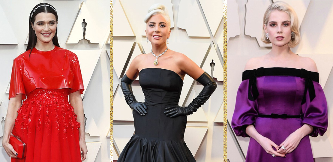 Oscars 2019 Who Wore what