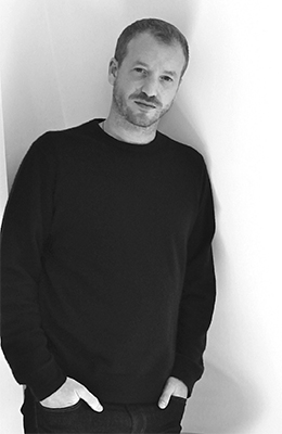 Portrait Stéphane Wulwik