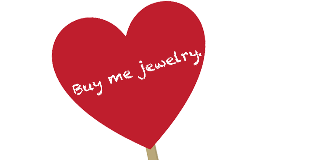 St Valentin buy me jewelry