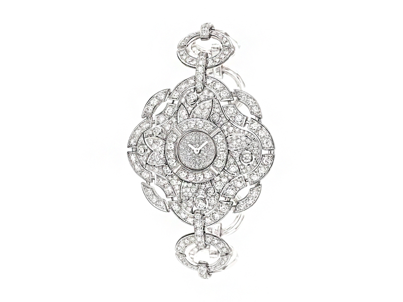 """Chanel - Montre """"Particulière"""" issue de la collection """"Les Talismans de Chanel"""""""