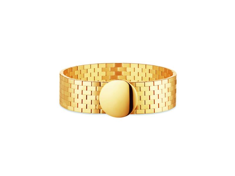 Chaumet - Bracelet Boléro en or jaune 18 carats