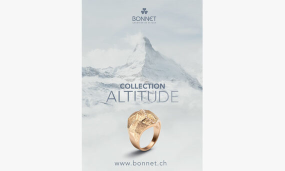 Bonnet Altitude collection visual