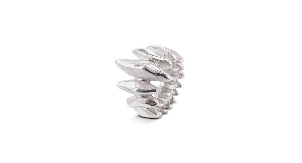 """""""Géa-Feu"""" ring"""