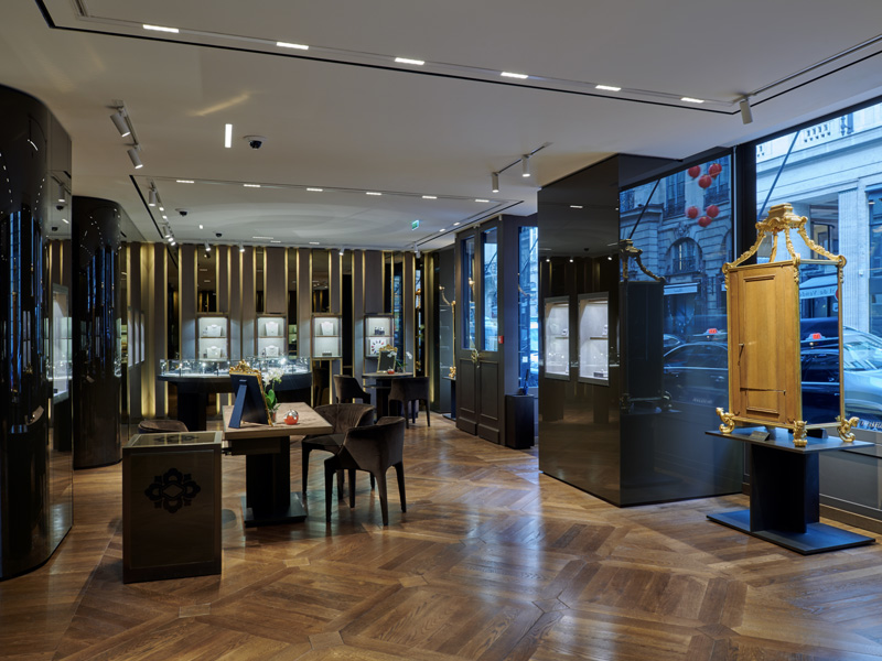 Boutique Buccellati Rue Saint-Honoré