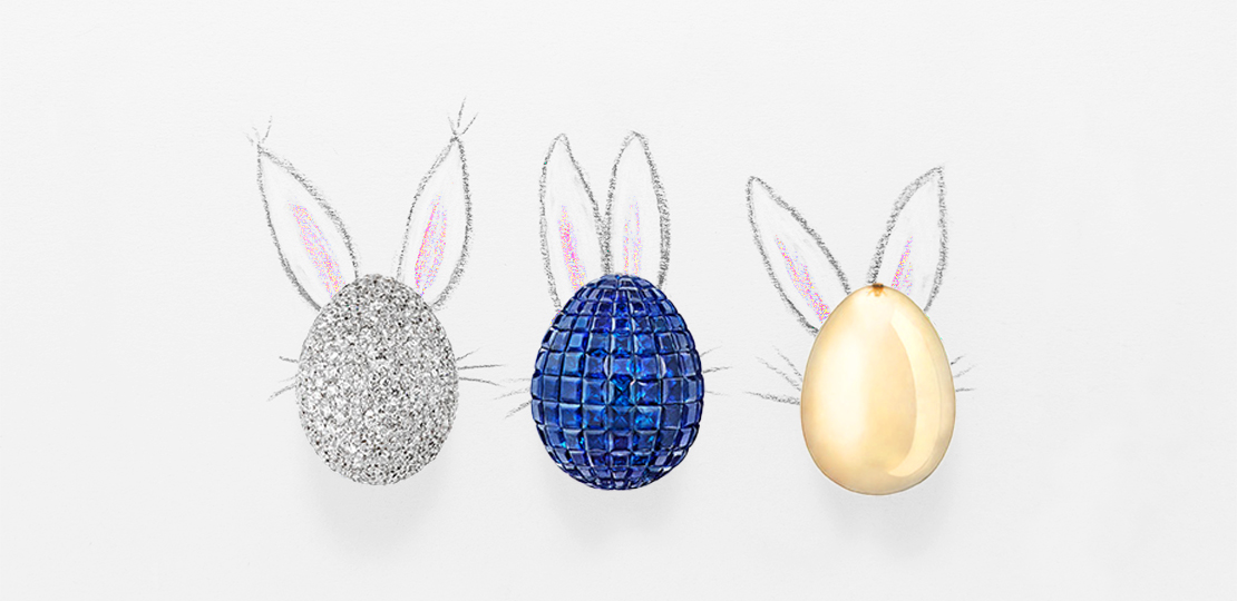 Fabergé Easter Bunnies