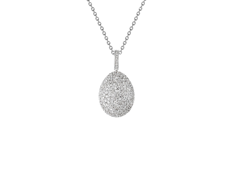 Fabergé - Collier Emotion diamant blanc