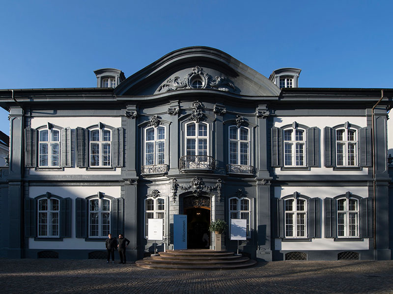Jewels Basel villa baroque Wild'tsches Haus
