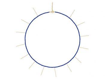 Lapis Lazuli Chakra Necklace