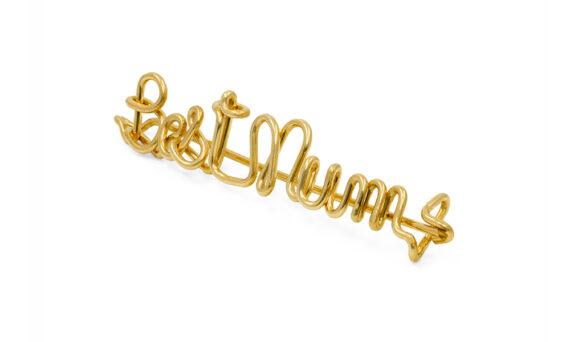 By Elia Best Mum Brooch