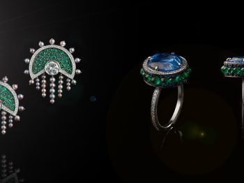 Racine, the grounded story blending love and jewelry
