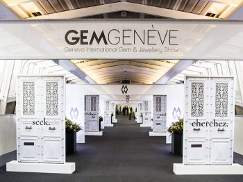 GemGeneve just opened its doors for the 2nd edition of this new jewelry rendez-vous!
